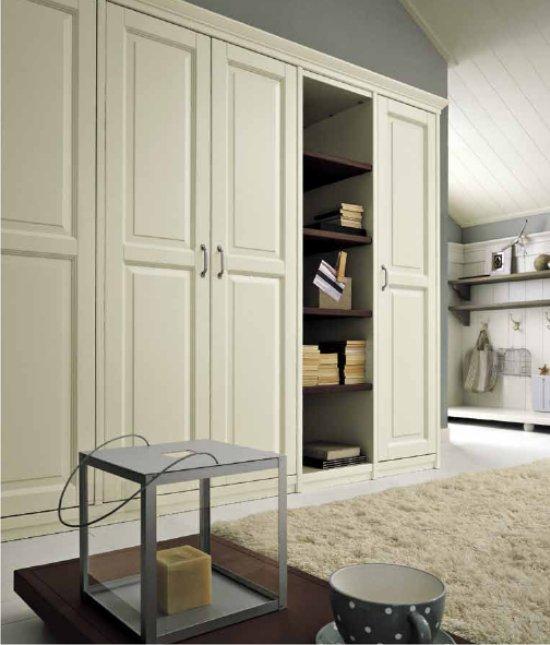 Armadio camera da letto con vano tv ikea questo articolo - Letto incassato nell armadio ...