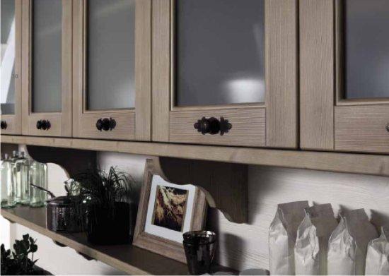 Cucina classica di scandola mobili in outlet online - Profondita pensili cucina ...