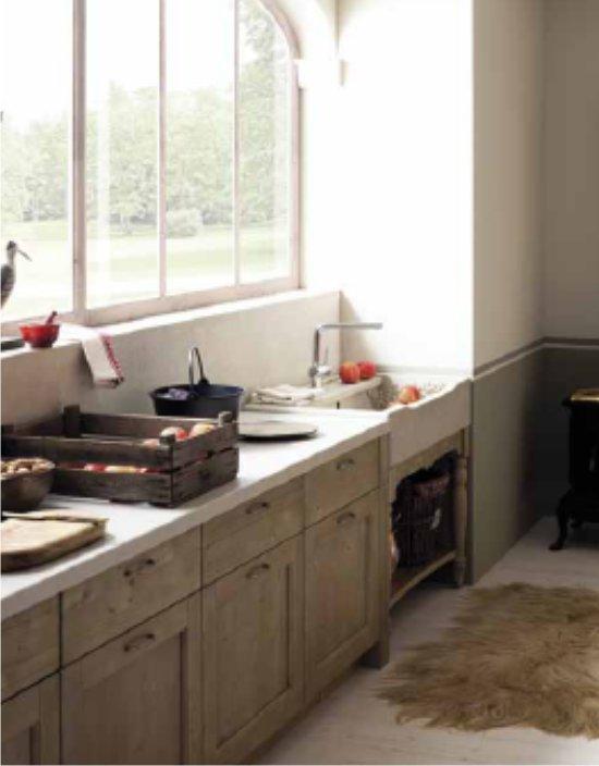 Cucine in stile rustico tabi di scandola mobili for Immagini per cucina