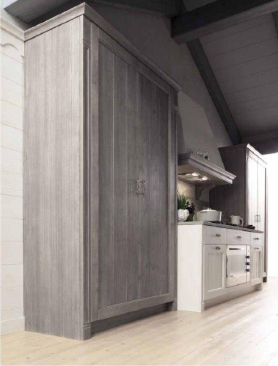 Armadi Da Cucina Di Legno Solido : Cucina tabià mobili e cucine in legno massello