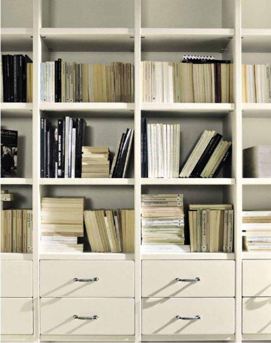 Arredamento librerie moderne librerie design moderno for Arredamento per librerie