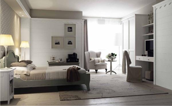 Camera classica - Camere da letto rustiche matrimoniali ...