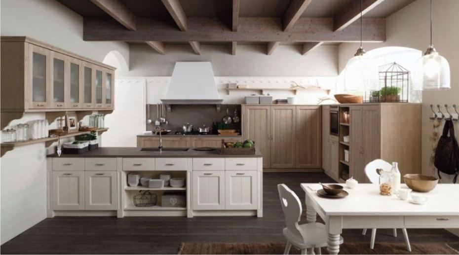 Cucina classica di scandola mobili in outlet online for Outlet online mobili