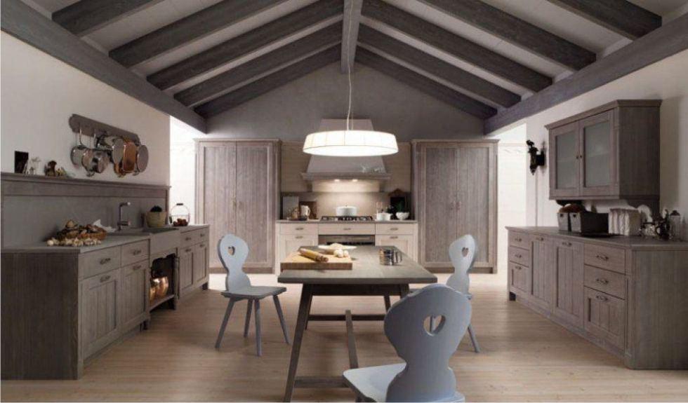 Mobili Cucina Legno Massello : Cucina tabià mobili e cucine in legno massello