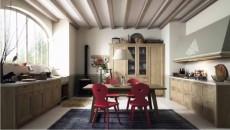 cucina in stile classico, realizzata da Scandola Mobili