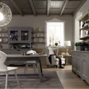 Soggiorni classici | Arredamento in legno per la zona giorno