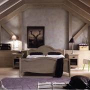 Camera matrimoniale classica Tabià