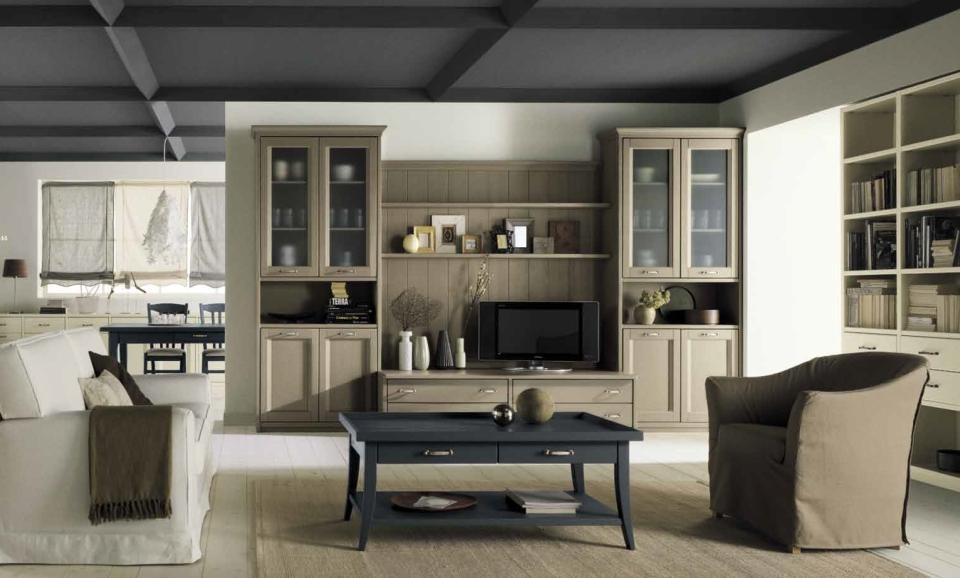 Scandola mobili: arredamento in legno