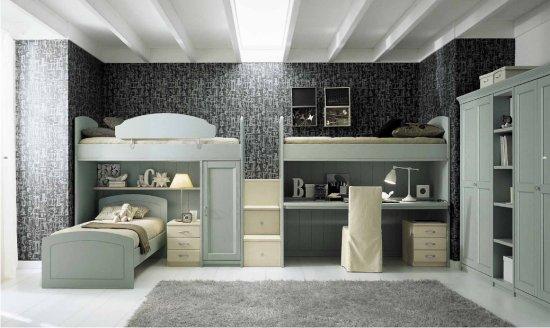 Beautiful Camerette Con Soppalco Gallery - Amazing House Design ...