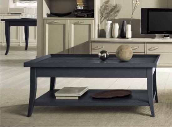 Tavolini da salotto in vero legno