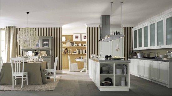 Cucina new classic: tra tecnologia e tradizione