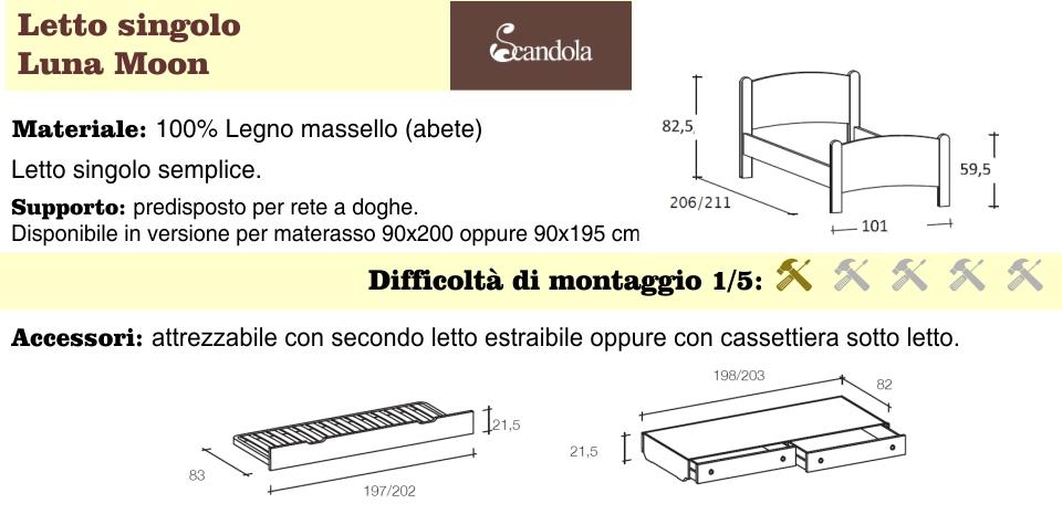 Misura Standard Materasso. Perfect Misure Standard Materasso Piazza ...