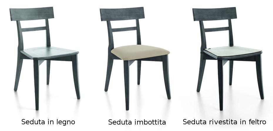 sedia maestrale scandola mobili | arredo in massello online - Sedie Da Cucina Prezzi
