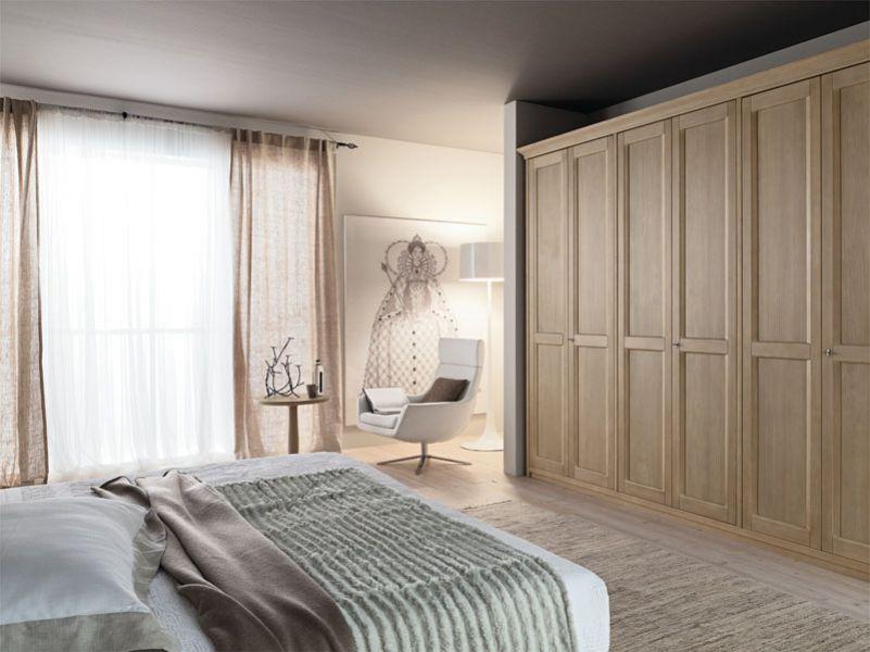 armadio battente scandola mobili in legno per camera matrimoniale