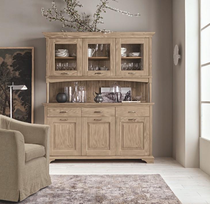 Mobili in legno massello arredamento classico for Web mobili outlet
